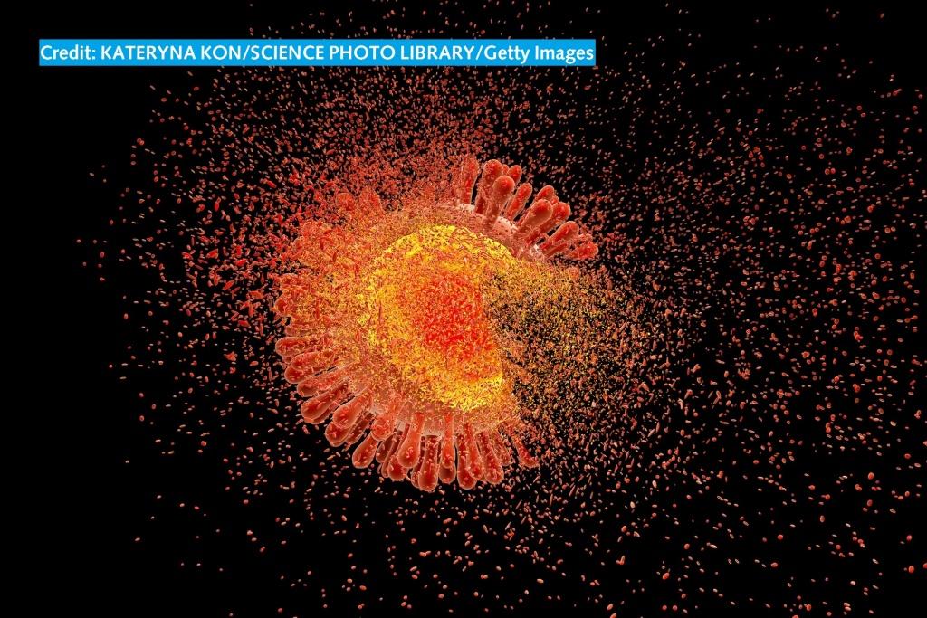 دووهەم نەخۆشیی ئایدز لە جیهاندا، چارەسەر کرا