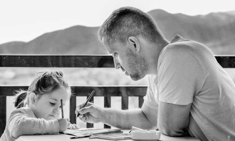 ئایا خۆشەویستیی نێوان دایک و باوک کاریگەریی هەیە لەسەر دەرسخوێندنی منداڵان؟