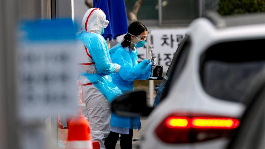 ژمارەی تووشبووان بە کۆرۆناڤایرۆس لە کۆریای باشوور بەتوندی دابەزیوە، نهێنیی ئەم دەستکەوتە چییە؟