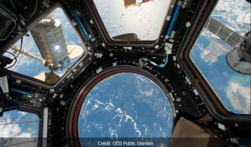 پۆلێنبەندیی گشت میکڕۆب و کەڕووکانی ISS