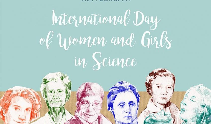 ئەمڕۆ ١١ی فێبریه ، ڕۆژی جیهانیی ″ژنان و کچان لە زانستدا″یە.